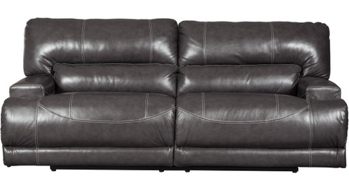 Admiral Top-Grain Leather Reclining Sofa