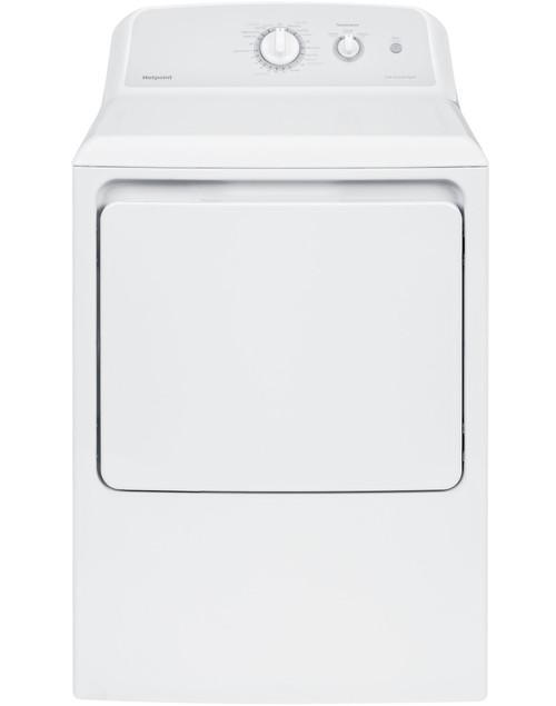 White 6.2 cu. ft. Dryer