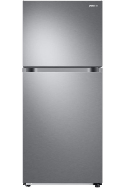 17.6 cu. ft. Top Freezer Refrigerator with FlexZone in Stainless Steel, Energy Star, Ice Maker