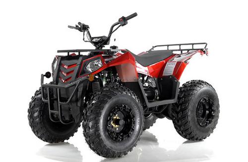 Hornet Burgundy 200cc ATV Adult Size