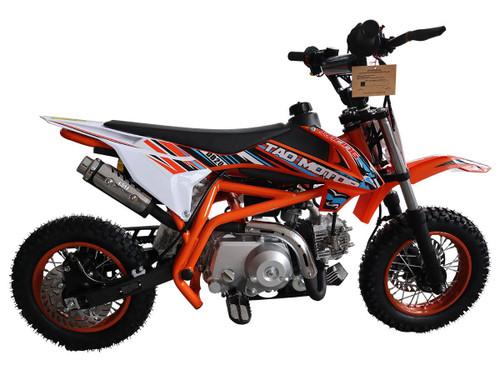 Tracker Orange 110cc Mini Dirt Bike