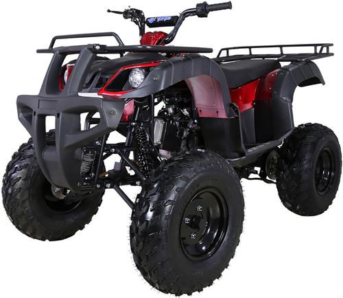 T-Rex Burgundy 150 ATV Adult Size