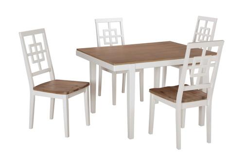 Alaura 5 PC Dining Set