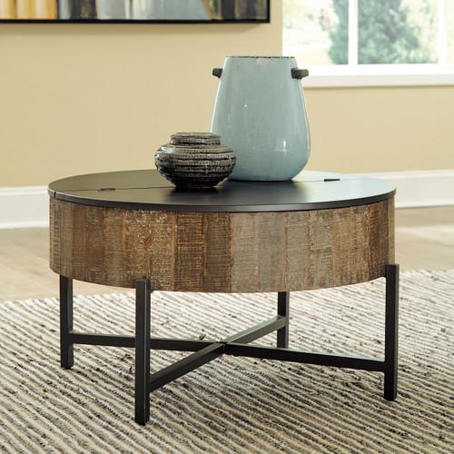 Carrieann Coffee Table