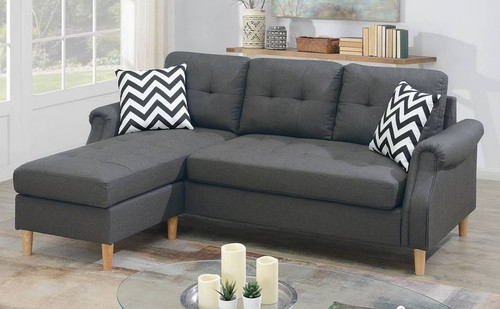 ROY Gray Sectional