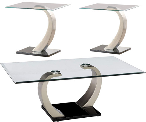 Angelina 3 Piece Table Set