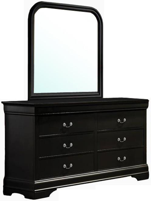 Lafayette Black Bedroom Set