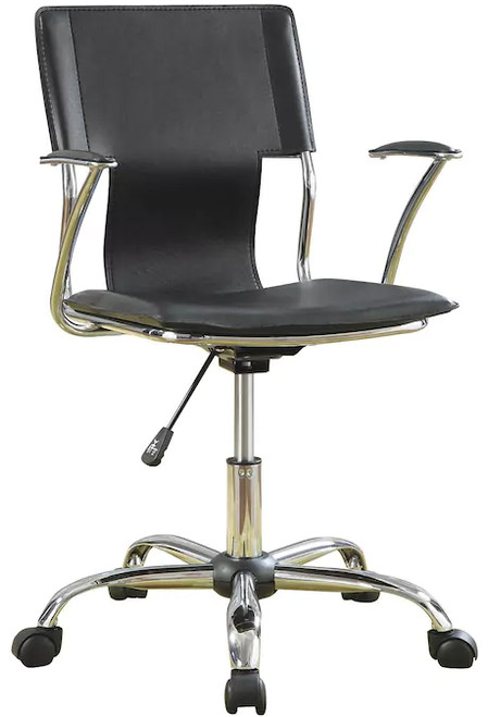 BANKS Black Desk Chair