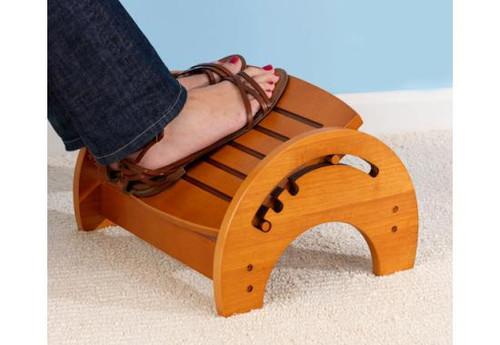 Adjustable Stool for Nursing - Honey