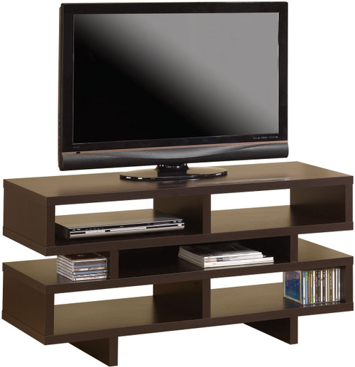 Moral Dark Brown TV Stand
