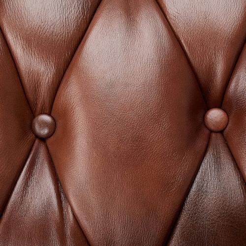 Gordon Top Grain Leather Arm Chair