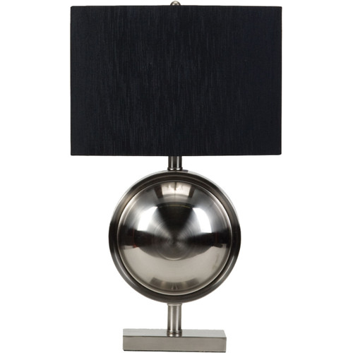 "Perl Black 25.5"" Height Table Lamp"