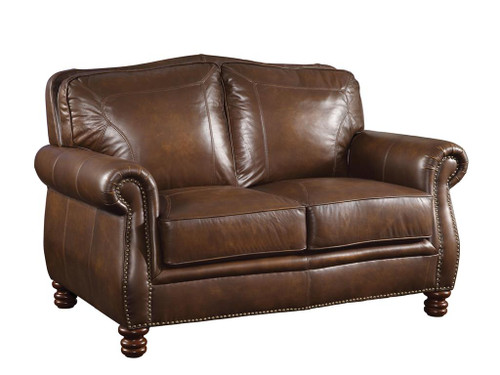 Sensational Payton Top Grain Leather Sofa And Loveseat Home Interior And Landscaping Ologienasavecom