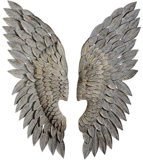Carter Angel Wings Wall Decor