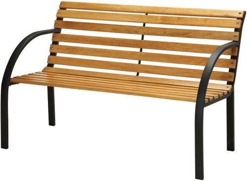 Parklane Oak Outdoor Bench