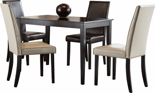 Alfredo Mixed 5 Piece Dining Set