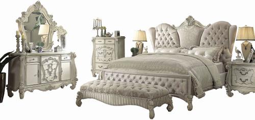 Ariane Fabric Bedroom Set