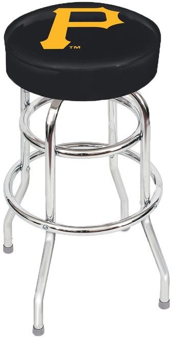 Incredible Pittsburgh Pirates Bar Stool Squirreltailoven Fun Painted Chair Ideas Images Squirreltailovenorg