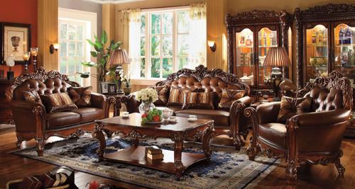 Crownwood Sofa & Loveseat
