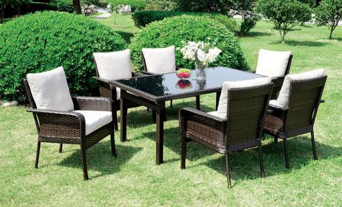 Mason 7-PC Outdoor Dining Set