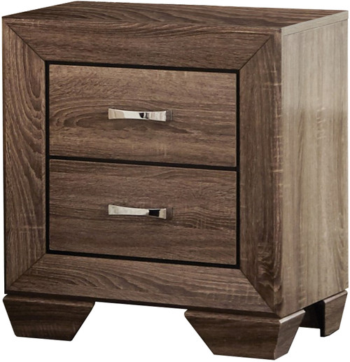 Andrews Taupe Night Stand