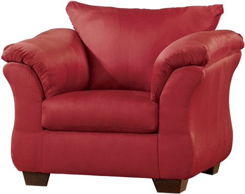 Edeline Spice Plush Chair