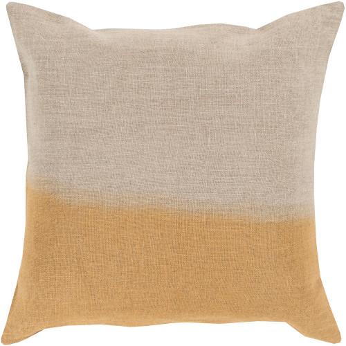Baltzer Tan Pillow
