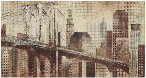Citybridge Wall Art