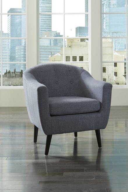 Keo Denim Blue Chair