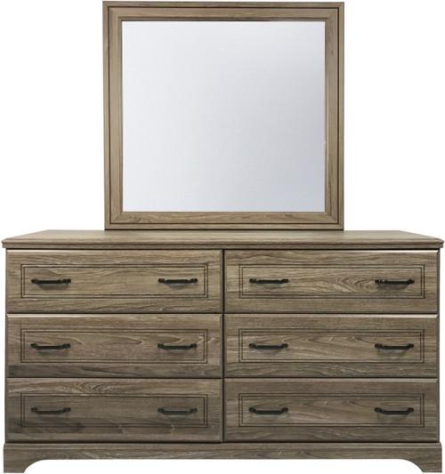 Alonzo Dresser & Mirror