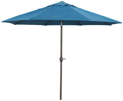 Dan Blue Outdoor Med Umbrella
