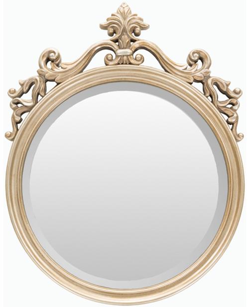 Addie Champagne Wall Mirror