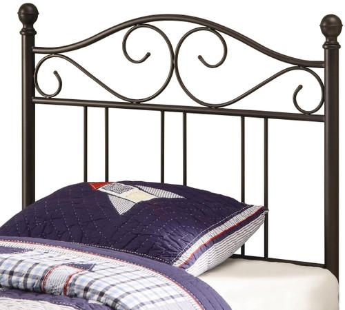 Adan Twin Headboard Bed