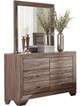 Andrews Taupe Bedroom Set