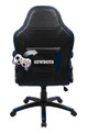 "Dallas Cowboys 46"" Wide Oversized Gaming Chair"