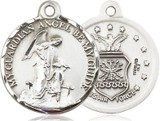 Air Force Guardian Angel Medal, Sterling Silver - 0341SS1/24S