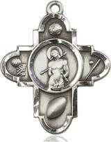 5-Way St Sebastian Sports Medal
