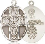 5 Way Holy Spirit Medal