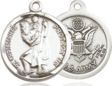 St. Christopher Army Medal
