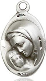 Madonna & Child Medal