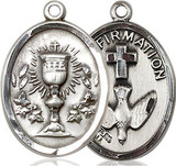 Chalice Confirmation Medal