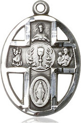 5 Way Chalice Medal