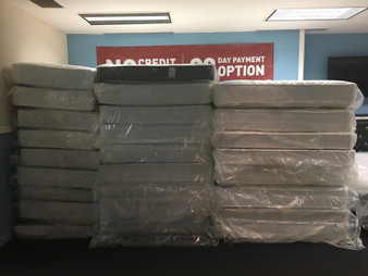 Economy Mattress Sets (Various Brands) Starting at
