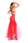 I'M YOUR FANTASY MERMAID SKIRT WITH TULLE TAIL