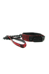 Scandal Collar With Leash