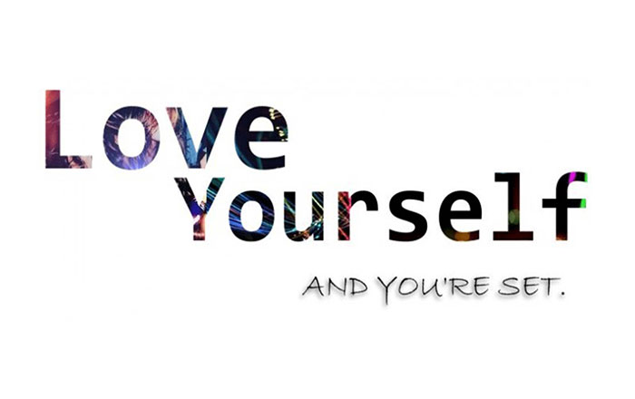Fall in Love with Yourself First...