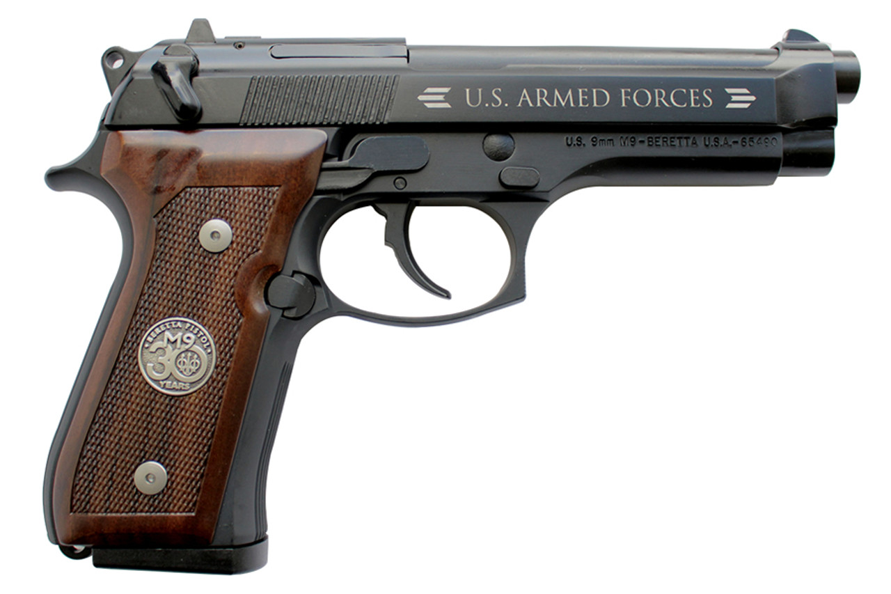 Beretta M9 30th Anniversary On Target Sporting Arms