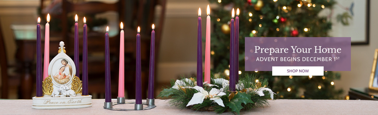 Prepare Your Home For Advent