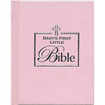 Baby's First Little Bible - Pink