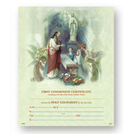 First Communion Certificate (50 Pack)